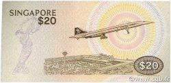 20 Dollars SINGAPOUR  1979 P.12 pr.NEUF