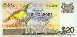 20 Dollars SINGAPOUR  1979 P.12 NEUF