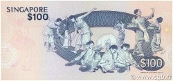 100 Dollars SINGAPOUR  1977 P.14 NEUF