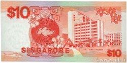 10 Dollars SINGAPOUR  1988 P.20 pr.NEUF