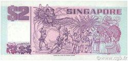 2 Dollars SINGAPOUR  1992 P.28 NEUF