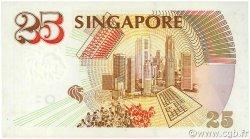 25 Dollars SINGAPOUR  1996 P.33 NEUF