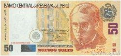 50 Nuevos Soles PÉROU  2006 P.180b NEUF