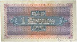 1 Krone ÎLES FEROE  1940 P.09 TTB