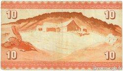 10 Kroner ÎLES FEROE  1954 P.14c TB