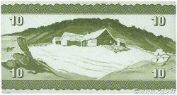10 Kronur ÎLES FEROE  1974 P.16a SPL