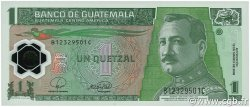 1 Quetzal GUATEMALA  2008 P.109var NEUF