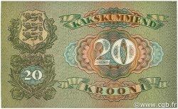 20 Krooni ESTONIE  1932 P.64a SUP+