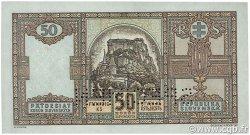 50 Korun SLOVAQUIE  1940 P.09s pr.NEUF