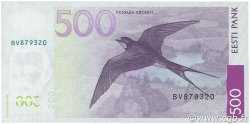 500 Krooni ESTONIE  2007 P.89b pr.NEUF