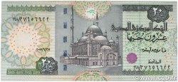 20 Pounds ÉGYPTE  2007 P.065 pr.NEUF