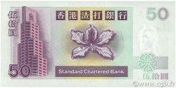 50 Dollars HONG KONG  1997 P.286b NEUF