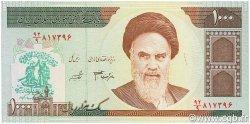 1000 Rials IRAN  1992 P.143e NEUF