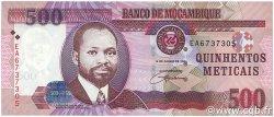 500 Meticais MOZAMBIQUE  2006 P.147a NEUF