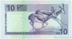 10 Namibia Dollars NAMIBIE  1993 P.01a NEUF