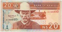 20 Namibia Dollars NAMIBIE  1996 P.05a pr.NEUF