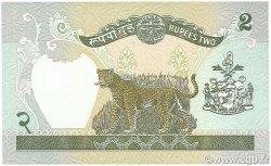 2 Rupees NÉPAL  1995 P.29b NEUF