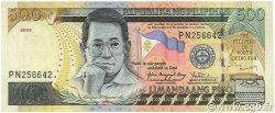 500 Pesos PHILIPPINES  2005 P.196b