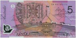 5 Dollars AUSTRALIE  2005 P.57d NEUF