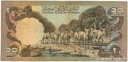 20 Shilin  = 20 Shillings SOMALIE  1978 P.23a TB