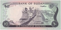 10 Pounds SOUDAN  1980 P.15c NEUF