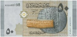 50 Pounds SYRIE  2009 P.112 NEUF