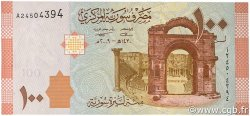 100 Pounds SYRIE  2009 P.113 NEUF