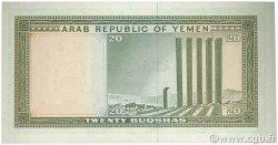 20 Buqshas YÉMEN - RÉPUBLIQUE ARABE  1966 P.05 NEUF