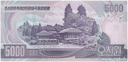 5000 Won CORÉE DU NORD  2008 P.46s1 NEUF
