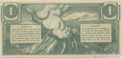 1 Rupiah INDONÉSIE  1945 P.017a TTB