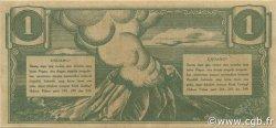 1 Rupiah INDONÉSIE  1945 P.017a NEUF