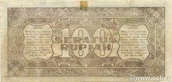 100 Rupiah INDONÉSIE  1947 P.029 TB+