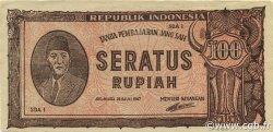 100 Rupiah INDONÉSIE  1947 P.029 SUP