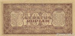 100 Rupiah INDONÉSIE  1947 P.029 NEUF
