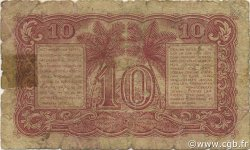 10 Sen INDONÉSIE  1947 P.031 B