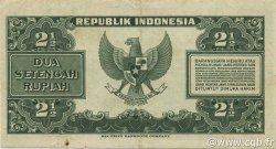 2,5 Rupiah INDONÉSIE  1951 P.039 SUP