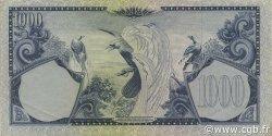 1000 Rupiah INDONÉSIE  1959 P.071b TTB+