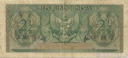 2.5 Rupiah INDONÉSIE  1954 P.073 TTB