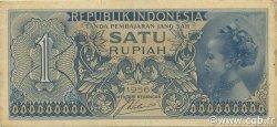 1 Rupiah INDONÉSIE  1956 P.074 SUP