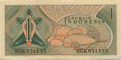1 Rupiah INDONÉSIE  1961 P.078 SUP