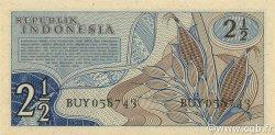 2 ½ Rupiah INDONÉSIE  1961 P.079a NEUF