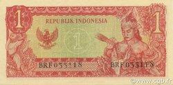1 Rupiah INDONÉSIE  1964 P.080a NEUF