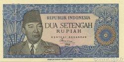 2,5 Rupiah INDONÉSIE  1964 P.081a SUP+