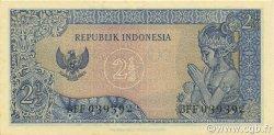 2,5 Rupiah INDONÉSIE  1964 P.081a NEUF