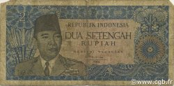 2,5 Rupiah INDONÉSIE  1964 P.081b B