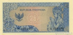 2,5 Rupiah INDONÉSIE  1964 P.081b pr.NEUF