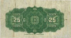 25 Cents CANADA  1923 P.011b TB+