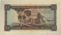 10 Pounds AFRIQUE DU SUD  1953 P.099 SUP+