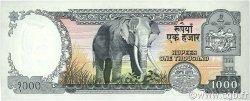 1000 Rupees NÉPAL  1981 P.36b NEUF