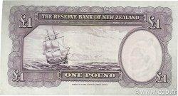 1 Pound NOUVELLE-ZÉLANDE  1967 P.159d SUP+